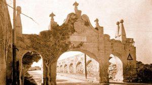 The original Wignacourt Arch
